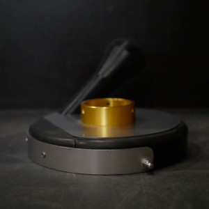 Ø180 mm rubber dust shroud
